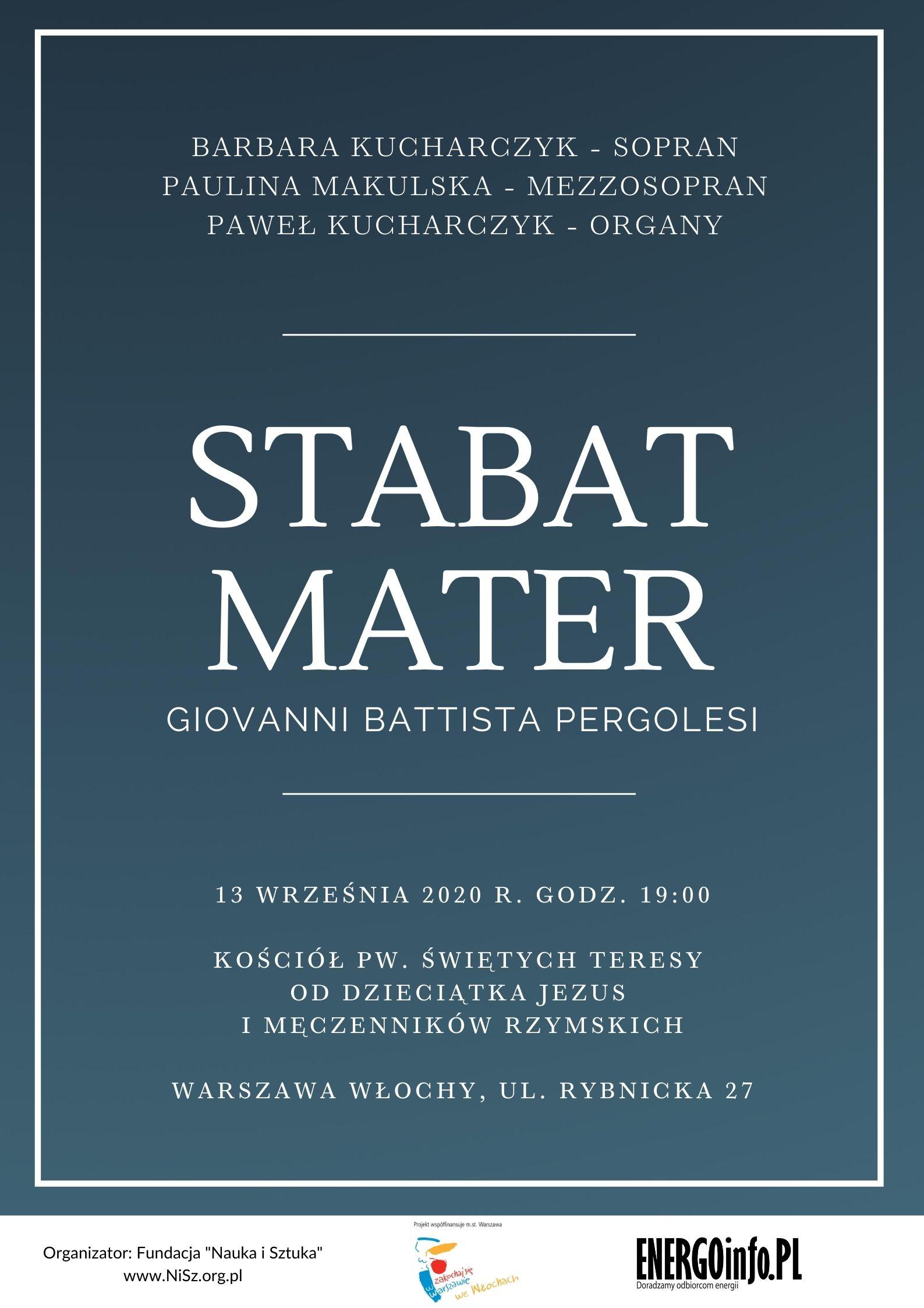 Stabat Mater - net